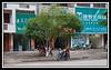 Typical Yangshuo street scene...