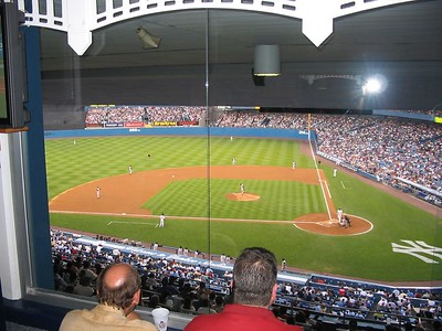 Yankee Game August 19th 2003