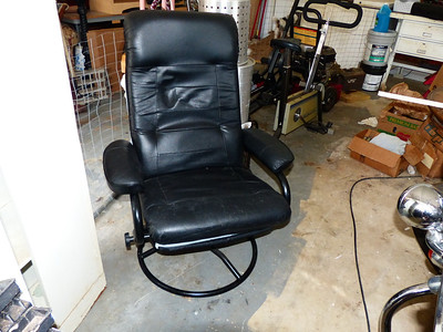 Office chair.  $4