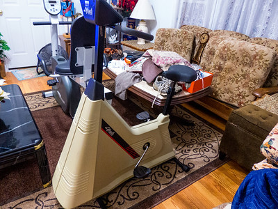 Stand up LifeStyle Exercise Bicycle.  Cost $15.  Found plenty of them on Ebay for over $200 each.