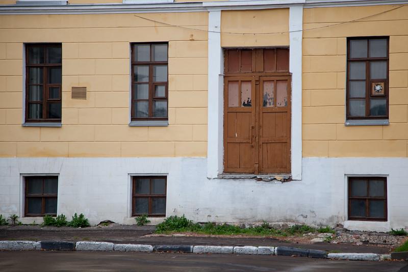 дверь без крыльца, Ярославль