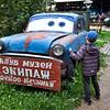 Частный музей старой техники в Мышкине