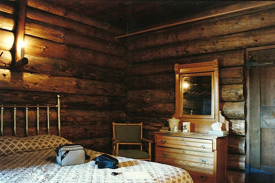 Old House room at Old Faithful Inn