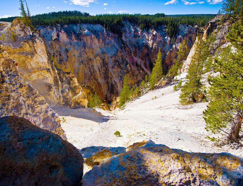 Yellowstone Grand Canyon_D3S0917