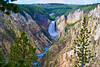 Lower Falls_Grand Canyon of Yellowstone from Artists Point_sm_D3S0976