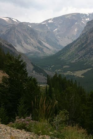 Yellowstone  August 2009