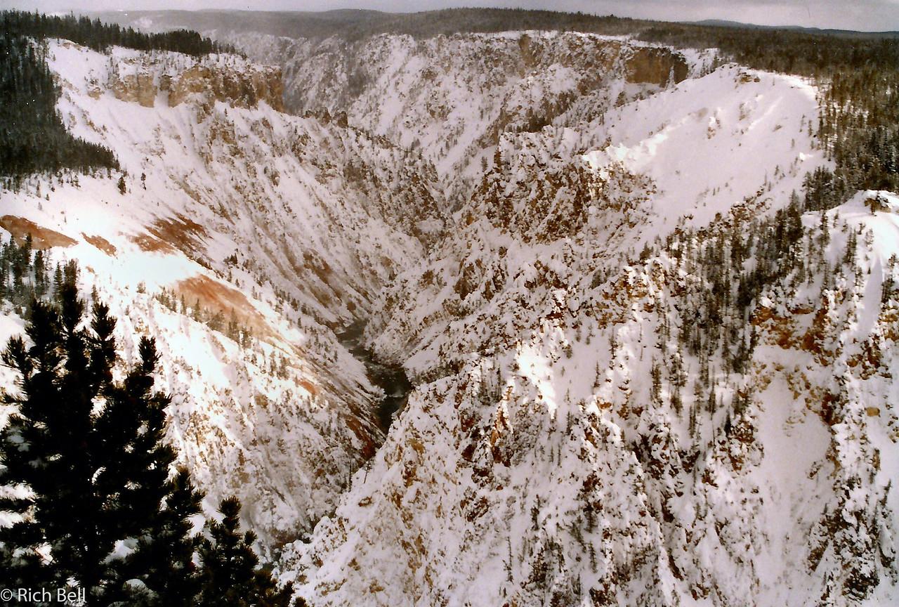 20100721Yellowstone Canyon0089