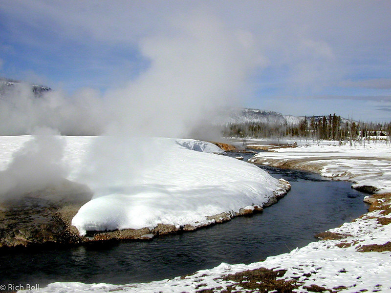 20100721Hot Springs in Yellowstone 40040