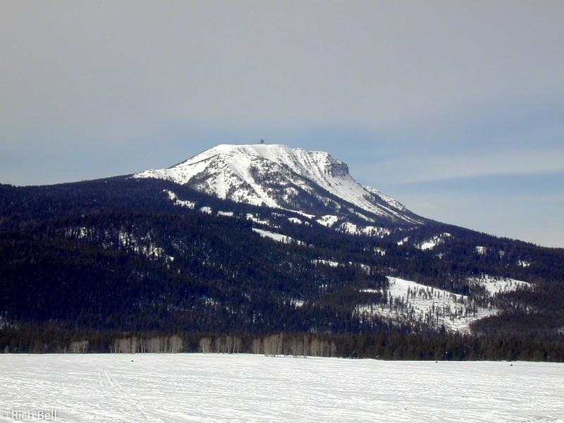 20100721Mountain near Yellowstone0051