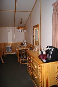 Western Cabin at Canyon Lodge in Yellowstone