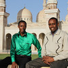 mercy corps colleagues, martin and omar
