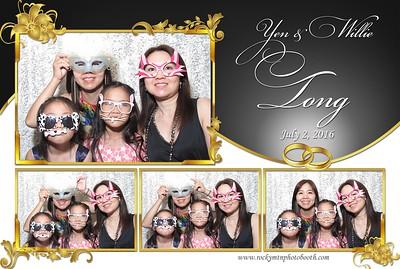 Yen & Willie's Wedding