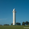 The Clarence River Lighthouse in Yamba, February 2012