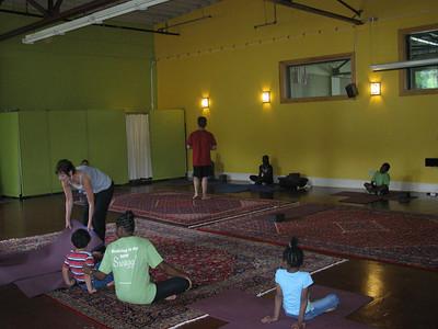 Yoga Workshop @ Patanjali's Place