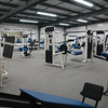 The Wayne and Darlene Baker Center boasts a full range of strength exercise and circuit training equipment for student use. The 3,000 square foot training center is connected to the Holthus Field House and was opened in 2011.
