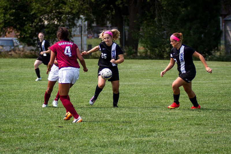 Lady Panthers Home Opener 08-29-15