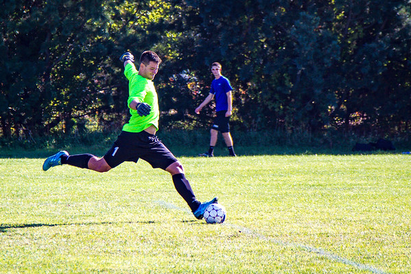 York Boys Soccer 10/15/16