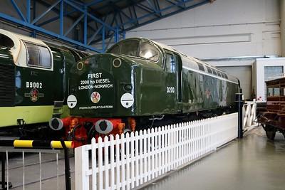 Class 40 D200 (40122)    30/12/19