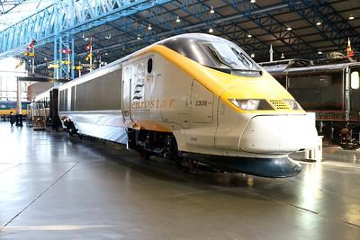 Class 373 Eurostar 3308    30/12/19