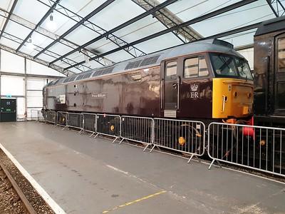 Class 47 47798 'Prince William'    30/12/19
