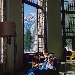 Awahnee Hotel, Yosemite