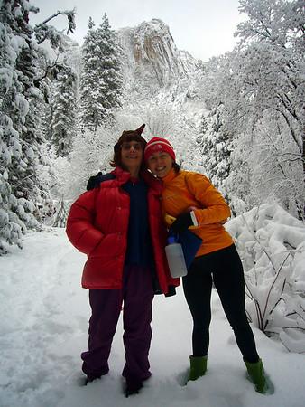 Yosemite February 2009
