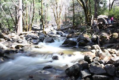 Yosemite March 2013