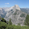 "IMG_0169  A few of half dome from galcier point. <a href=""http://blog.kevitivity.com"">blog.kevitivity.com</a>"