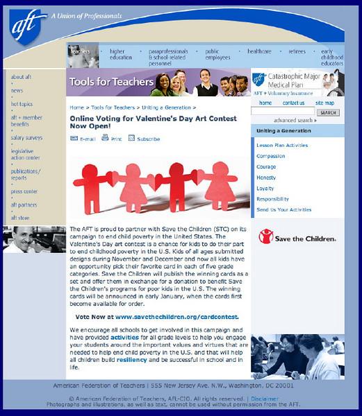 Isabel_ www aft org