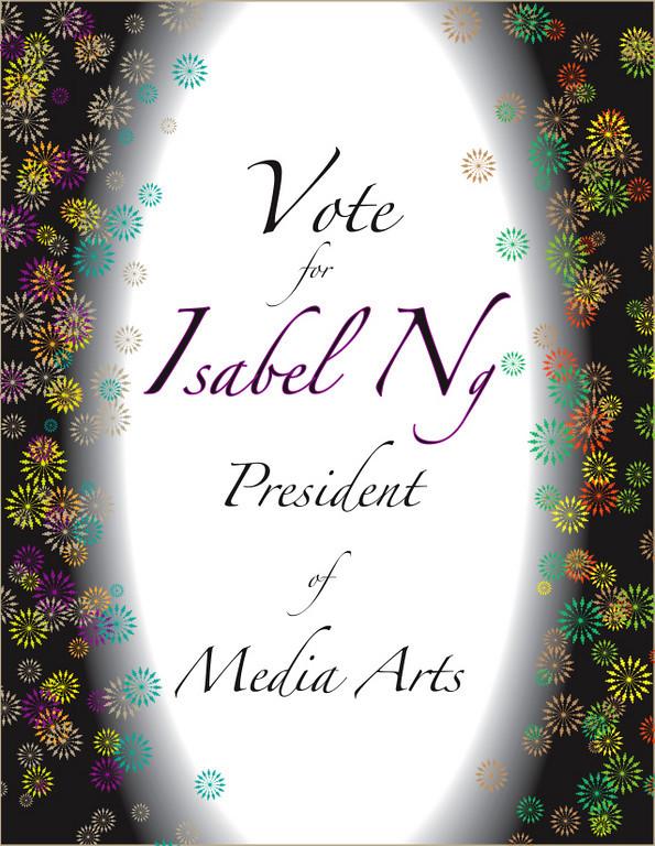 Vote for Isabel Ng_2010