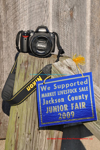 West Virginia Fine Photography, LLC, was proud to become a first time buyer/supporter of the Jackson County Junior Fair in 2009.  I continued this support in 2010, 2011 and 2012.