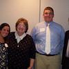 St. Stephen Parish.  Kelsey McCabe, Sharon Wahl, Andrew Rangitsch and Fr. James Heller.