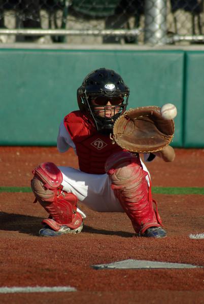 Youth Baseball Photography