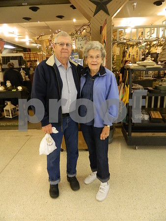 Lee and Phyllis Bahrenfuss