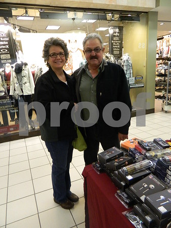 Paula and John Schmidt