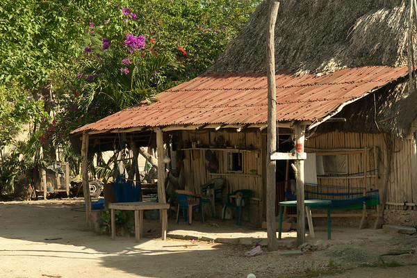 Yucatan Peninsula - a glimpse into the Maya society