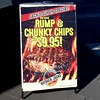 Hungry Jack's rump and chunky chips for $9.95 sign in Civic, Canberra in May 2016
