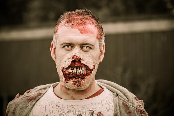 East Anglia Zombie Evacuation Race 2013