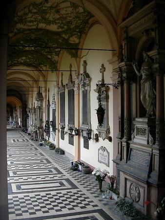 Zagreb graveyard