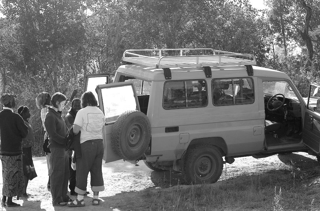 Peace Corps Transport