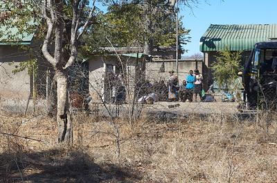 Zimbabwe border control