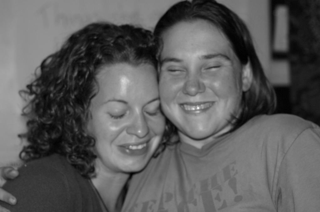 Ellen & Amanda