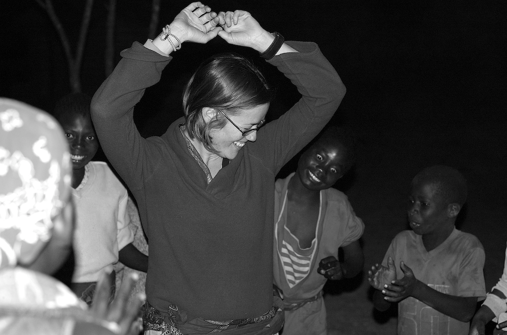 Dance Circle, Night
