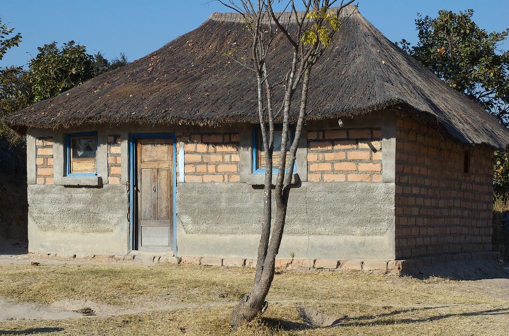 Amanda's village home