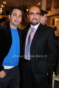 Jonathan Zain, Bobby Zarin - photo by Rob Rich © 2008 516-676-3939 robwayne1@aol.com