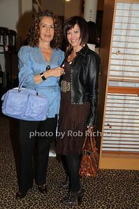 Lenore Zarin, Marilyn McEuen - photo by Rob Rich © 2008 516-676-3939 robwayne1@aol.com