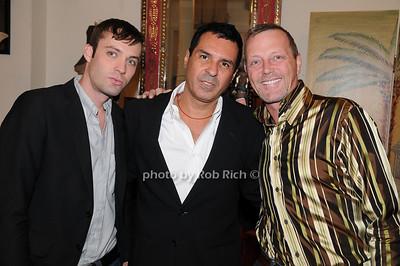 Dana Rock, Arnaldo Caballero, Brad Boles - photo by Rob Rich © 2008 516-676-3939 robwayne1@aol.com