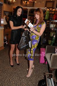 Bethenny Frankel, Jill Zarin - photo by Rob Rich © 2008 516-676-3939 robwayne1@aol.com