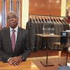Zegna Shop Ambassador Jim Hines.