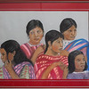 Mexican girls 15.5 x 20.5